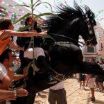 Fiestas de Sant Marti Es Mercadal, Menorca