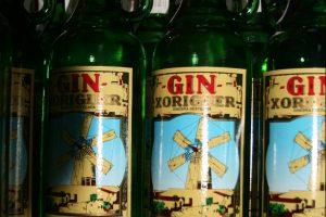 La ginebra de Menorca
