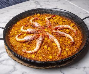 Buenas paellas en Menorca