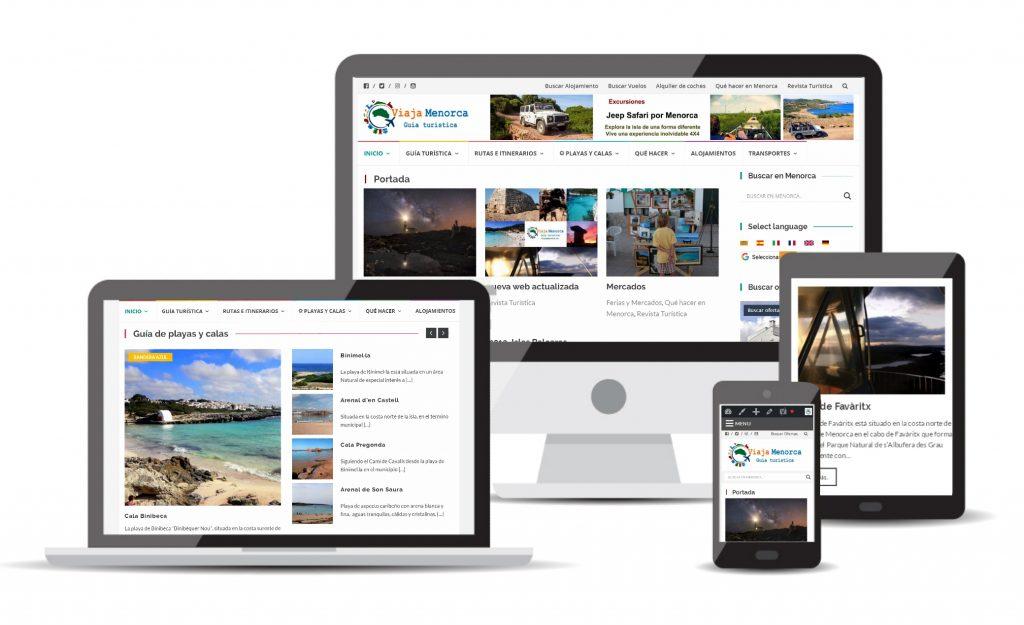 Guía Viaja a Menorca 2020