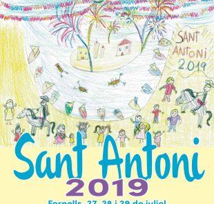 Sant Antoni • Fornells • Programa de Fiestas 2019