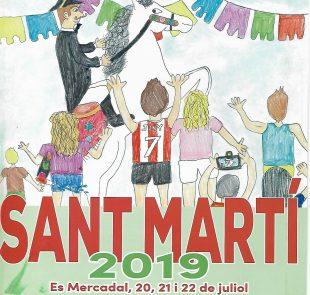 Sant Martí • Es Mercadal • Programa de fiestas 2019